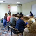 Zakończono szkolenia informacyjno – promocyjne z VIII edycji Programu Działaj Lokalnie