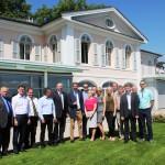 Wizyta w Genewie Samorządowców ze Wzgórz Dalkowskich