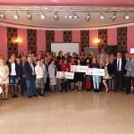 Gala Podsumowująca Program Działaj Lokalnie 2014r. na Wzgórzach Dalkowskich