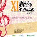 XI Przegląd Zespołów Śpiewaczych w Stypułowie