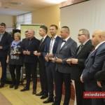 """Fundacja odznaczona """"Złotym Herbem"""" Powiatu Głogowskiego"""