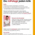 Trwa nabór wniosków do VIII edycji mPotęgi: czekają granty do 8 tys. zł!