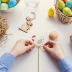Z okazji zbliżających się Świąt Wielkanocnych…
