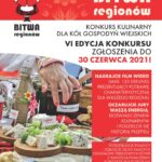 Konkurs kulinarny Bitwa Regionów 2021