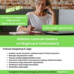 Zapraszamy seniorów do udziału w projekcie!